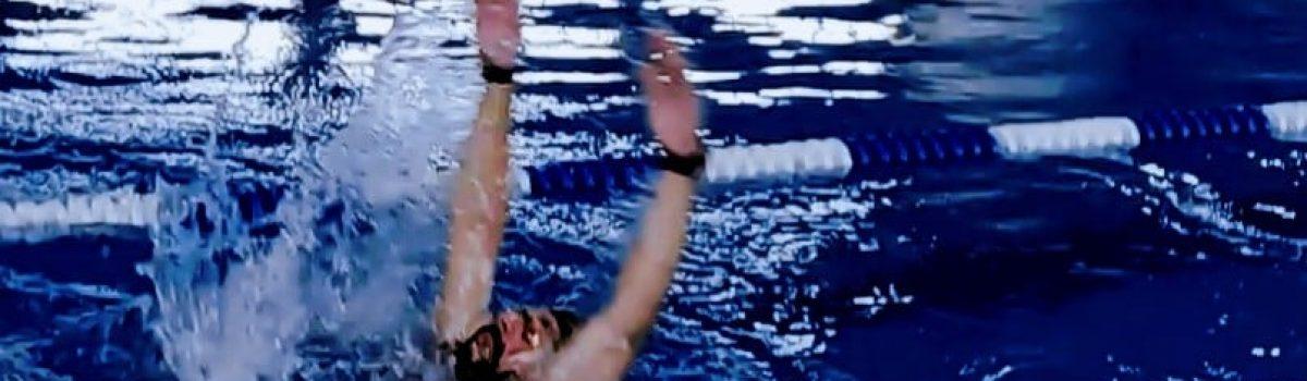 Συμμετοχή αθλητή μας στο Πανελλήνιο Πρωτάθλημα Κολύμβησης