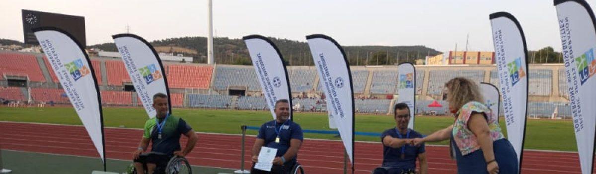 Πανελλήνιο Πρωτάθλημα Στίβου και Κολύμβησης